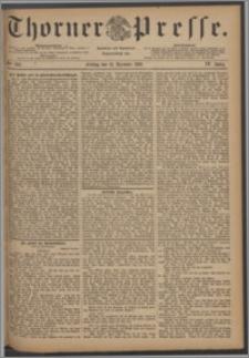 Thorner Presse 1886, Jg. IV, Nro. 289