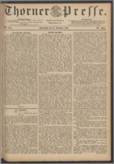 Thorner Presse 1886, Jg. IV, Nro. 294