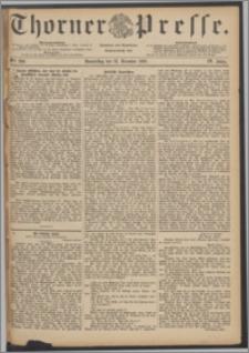 Thorner Presse 1886, Jg. IV, Nro. 300