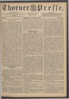 Thorner Presse 1886, Jg. IV, Nro. 302