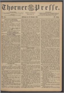 Thorner Presse 1886, Jg. IV, Nro. 304