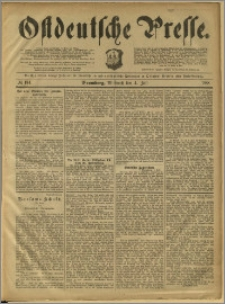 Ostdeutsche Presse. J. 12, 1888, nr 154
