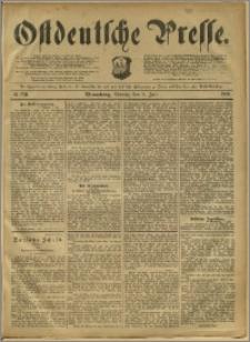 Ostdeutsche Presse. J. 12, 1888, nr 158