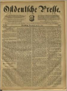 Ostdeutsche Presse. J. 12, 1888, nr 163