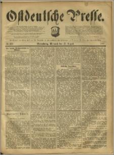 Ostdeutsche Presse. J. 12, 1888, nr 190