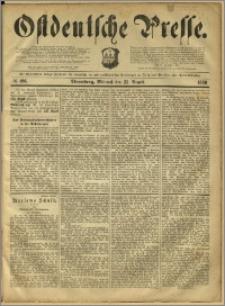 Ostdeutsche Presse. J. 12, 1888, nr 196