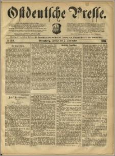 Ostdeutsche Presse. J. 12, 1888, nr 210