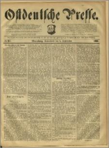 Ostdeutsche Presse. J. 12, 1888, nr 211