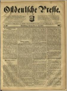 Ostdeutsche Presse. J. 12, 1888, nr 212