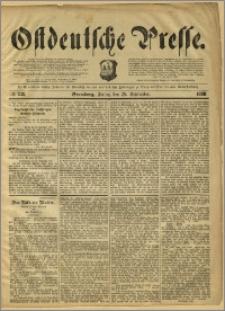 Ostdeutsche Presse. J. 12, 1888, nr 228