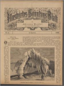 Illustrirtes Sonntags Blatt 1885, 2 Quartal, nr 2