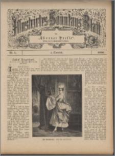 Illustrirtes Sonntags Blatt 1886, 4 Quartal, nr 5