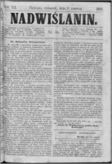 Nadwiślanin, 1861.06.06 R. 12 nr 56