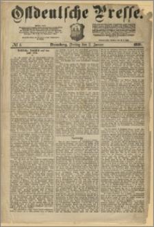Ostdeutsche Presse. J. 4, 1880, nr 1