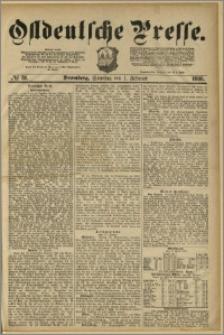 Ostdeutsche Presse. J. 4, 1880, nr 31