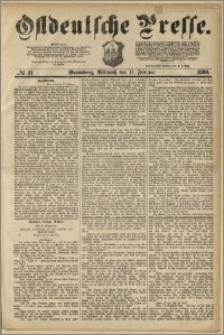 Ostdeutsche Presse. J. 4, 1880, nr 41