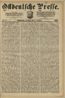 Ostdeutsche Presse. J. 4, 1880, nr 47