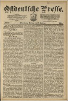 Ostdeutsche Presse. J. 4, 1880, nr 57
