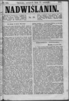 Nadwiślanin, 1861.06.13 R. 12 nr 59