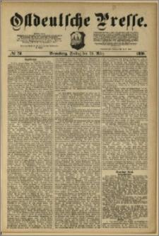 Ostdeutsche Presse. J. 4, 1880, nr 78
