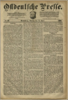 Ostdeutsche Presse. J. 4, 1880, nr 99