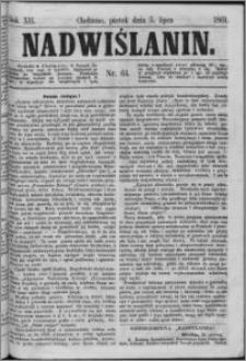 Nadwiślanin, 1861.07.05 R. 12 nr 64