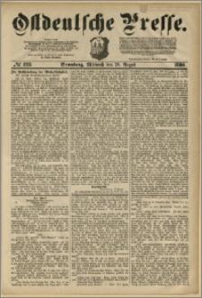 Ostdeutsche Presse. J. 4, 1880, nr 223