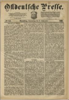 Ostdeutsche Presse. J. 4, 1880, nr 245