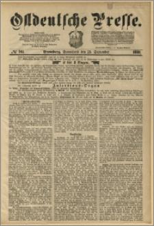 Ostdeutsche Presse. J. 4, 1880, nr 261