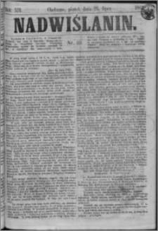 Nadwiślanin, 1861.07.26 R. 12 nr 69