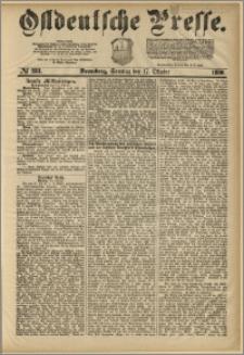 Ostdeutsche Presse. J. 4, 1880, nr 283