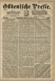 Ostdeutsche Presse. J. 4, 1880, nr 284