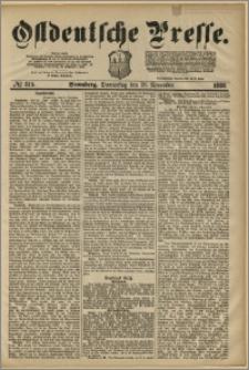 Ostdeutsche Presse. J. 4, 1880, nr 315