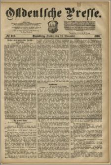 Ostdeutsche Presse. J. 4, 1880, nr 316