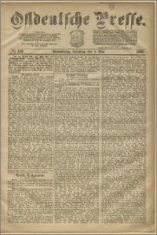 Ostdeutsche Presse. J. 5, 1881, nr 116