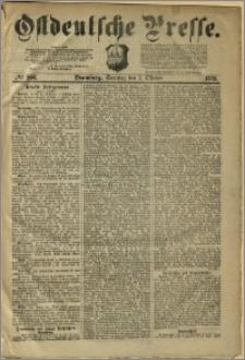 Ostdeutsche Presse. J. 5, 1881, nr 266
