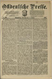 Ostdeutsche Presse. J. 3, 1879, nr 268
