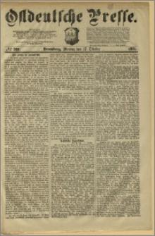 Ostdeutsche Presse. J. 5, 1881, nr 281