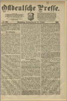 Ostdeutsche Presse. J. 5, 1881, nr 284