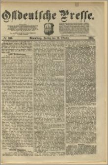 Ostdeutsche Presse. J. 5, 1881, nr 285