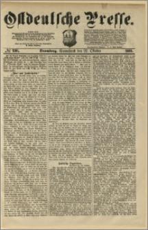 Ostdeutsche Presse. J. 5, 1881, nr 286