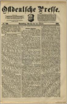 Ostdeutsche Presse. J. 5, 1881, nr 288