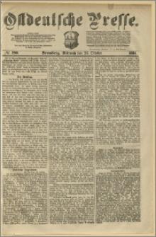Ostdeutsche Presse. J. 5, 1881, nr 290