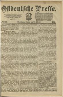 Ostdeutsche Presse. J. 5, 1881, nr 292