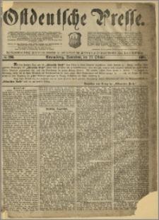 Ostdeutsche Presse. J. 5, 1881, nr 293