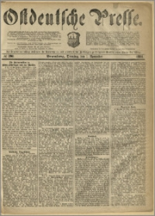 Ostdeutsche Presse. J. 5, 1881, nr 296