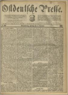 Ostdeutsche Presse. J. 5, 1881, nr 299
