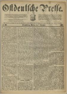 Ostdeutsche Presse. J. 5, 1881, nr 302