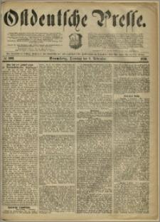 Ostdeutsche Presse. J. 5, 1881, nr 303