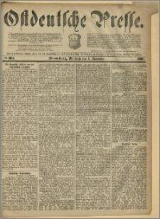 Ostdeutsche Presse. J. 5, 1881, nr 304